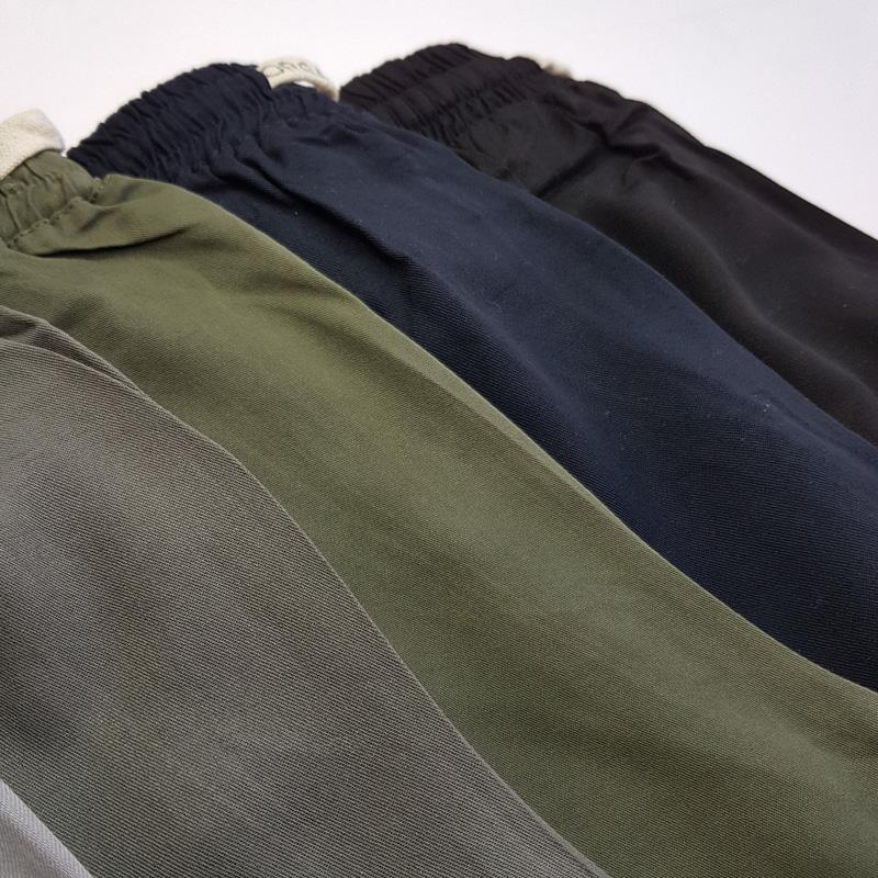 دامن شلواری نخپنبه طرح جیب سایز 42