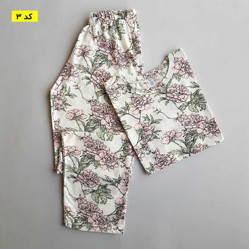 ست راحتی تیشرت و شلوار زنانه ۳۸۹۲۰